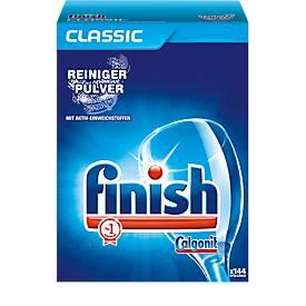 Finish Classic Pulver
