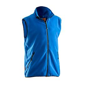 Fleece Weste Royal 3XL