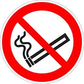 """Folie """"Rauchen verboten"""""""