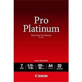 Fotopapier CANON Pro Platinum PT-101