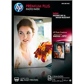 "Fotopapier HP ""Premium Plus"", seidenmatt"