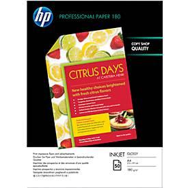 Fotopapier HP Superior hochglänzend, A4, 50 Blatt