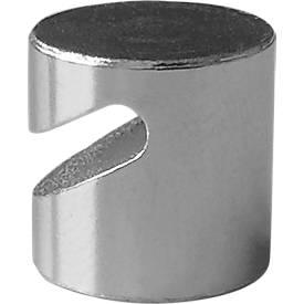 Franken Magnete Haken ø 16mm, 4 Stück