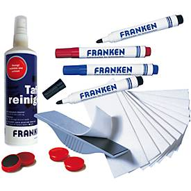 Franken Starterset Junior-Set Z1941-X, mit Spray, Tafelwischer