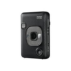 Image of Fujifilm Instax Mini LiPlay - Digitalkamera - Kompaktkamera mit PhotoPrinter - Bluetooth - Dunkelgrau