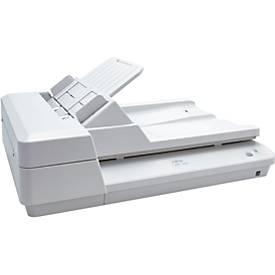 Fujitsu Dokumentenscanner SP-1425, Bedienfeld mit 2 Tasten, 50 Blatt ADF, 600 dpi
