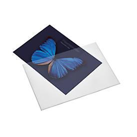 Funda transparente magnetoplan®, sin reflejos, hasta 25 hojas, con goma magnética