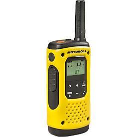 Funkgerät Duo Pack Motorola TLKR T92 H2O, Reichweite 10 km, IP-Schutz 67