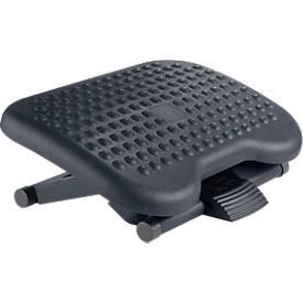 Fußstütze, Kunststoff, 3 Einstellhöhen, Massage-Effekt