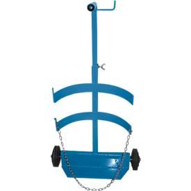 Gasflessenwagen, voor gasflessen tot 11 kg