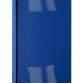 Image of GBC® Thermobindemappe Business Line-Leder ibico, 4 mm, dunkelblau
