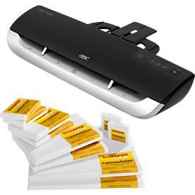 GBC® Laminiergerät Fusion 3000L + 100 Folientaschen A4, 80 mic, gratis