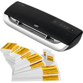 GBC® Laminiergerät Fusion 3000L A4 + 100 Folientaschen A4, 80 mic, gratis