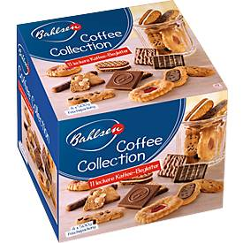 Gebäck Bahlsen Coffee Collection