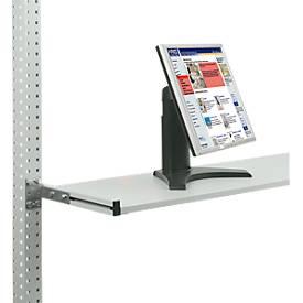 Gerätebrücke, tiefeneinstellbar, für Serien Universal, 1250 mm