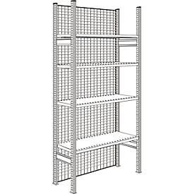 Gitter-Rückwände, für Feldbreite 995 mm, H 2278 mm