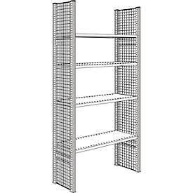 Gitter-Seitenwand, H 2278 x T 300 mm