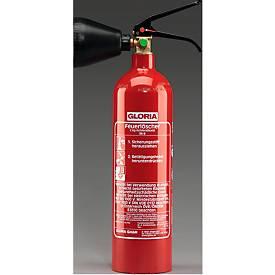 GLORIA-Kohlendioxid-Feuerlöscher KS2SBS