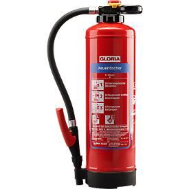 GLORIA-Wasser-Feuerlöscher WH6PRO