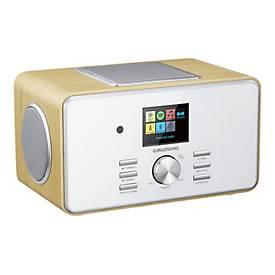Grundig DTR 6000 2.1 BT DAB+ - Netzwerk-Audio-Player