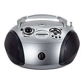 Grundig GRB 2000 USB - Ghettoblaster - CD, USB-Host