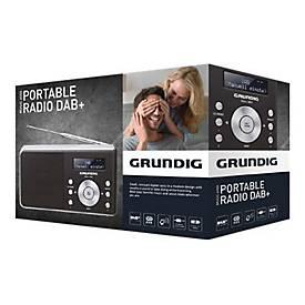 Grundig Music 6000 DAB+ - tragbares DAB-Radio