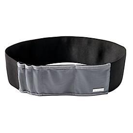 Image of Gummiband für Office Box S Serie Sigel Move It, 5 Einsteckfächer, L 400 x B 100 mm, schwarz-grau