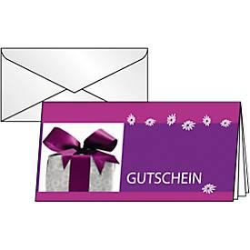 """Gutschein-Karten """"Ecxitement"""""""