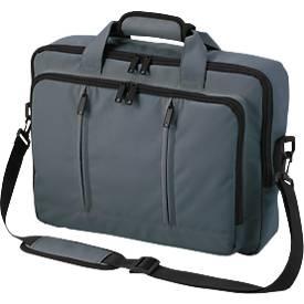 Halfar Laptop-Schultertasche Economy, auch als Rucksack nutzbar, 15 Zoll Laptops