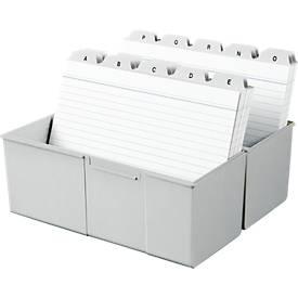 HAN Kartei-Box, DIN A5 quer