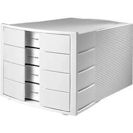 HAN Schubladenbox Impuls, 4 Schübe