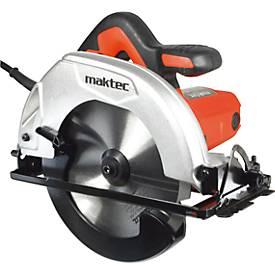 Handkreissäge Mactec MT582, Leistung 1050 Watt, Schnittleistung bis 68 mm, Bohrung 30 mm
