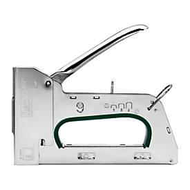 Handtacker Rapid 34, Gehäuse Stahl, für Heftklammern Typ 140