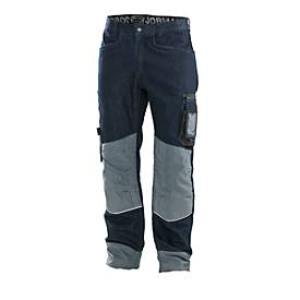 Handwerker Hose  Denim Dark denim C146