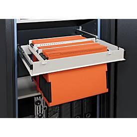 Hängeregistratur, ausziehbar, ab B950 mm, für Geschäftstresor GTA/GTB