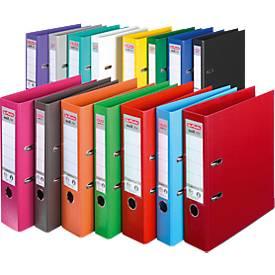 herlitz Ordner maX.file protect plus, DIN A4, Rückenbreite 50 oder 80 mm