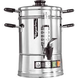 Hogastra® Kaffeeautomat CNS 35, für 15-35 Tassen