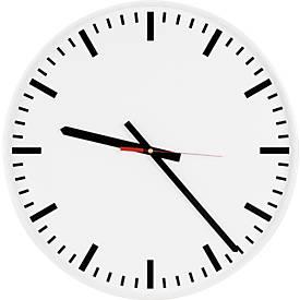 Horloge LA CLASSIQUE avec cadran à bâtons, Ø 400 mm, pour l'intérieur