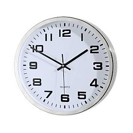 Horloge LE GROS SUCCES en inox, avec cadran à chiffres, Ø 300 mm, pour l'intérieur