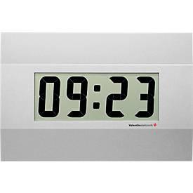 Horloge murale radio pilotée C 90 M, digitale, 423 x 283 mm