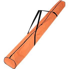 Housse de protection pour brancard pliable (pliable en long)