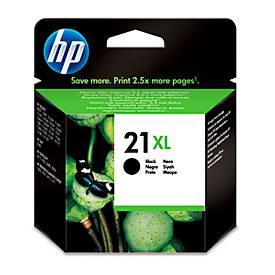 HP 21XL C9351CE Tintenpatrone, schwarz