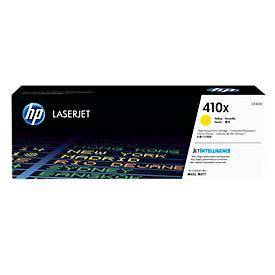 HP 410X Color LaserJet CF412X Druckkassette gelb
