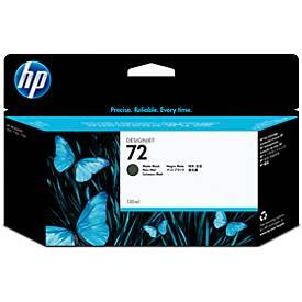 HP 72 Tintenpatrone C9403A, mattschwarz, 130 ml