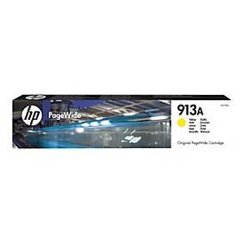 HP 913A - Gelb - Original - PageWide - Tintenpatrone