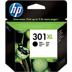 HP cartouche d'encre CH563EE, nr. 301XL, noir