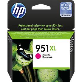 HP cartouche d'encre CN047A, nr 951 XL,  magenta