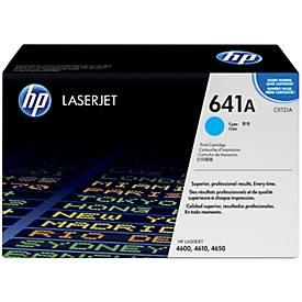 HP Color LaserJet C9721A Druckkassette cyan