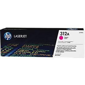 HP Color LaserJet cartouches CF382A (N° 312A), magenta