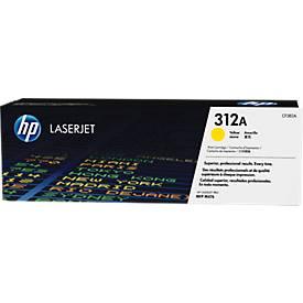 HP Color LaserJet cartouches CF383A (N° 312A), jaune